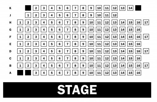 seating layout